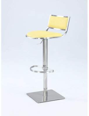 Orren Ellis Burkey Adjustable Height Bar Stool Orren Ellis