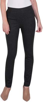 Haggar Petite Animal-Print Pull-On Leggings