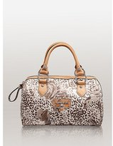 GUESS Entangled Medium Box Satchel