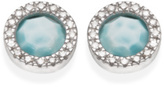 Monica Vinader Naida Circle Stud Earrings