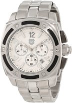 Andrew Marc Men's A21602TP G III Bomber 3 Hand Chronograph Watch