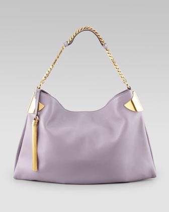 Gucci New Slim Hobo Bag, Lavender