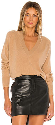 Equipment Madalene V Neck Sweater