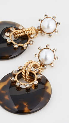 Elizabeth Cole Krieger Earrings