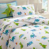 Olive Kids Dinosaur Land Duvet Cover