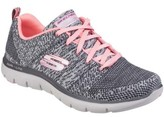 Skechers Flex Appeal 2.0 High Energy Womens Sports Shoes grey