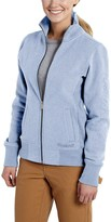 Carhartt Dunlow Sweatshirt - Full Zip (For Women)