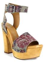 Mojo Moxy Women's Wildflower Platform Sandal.