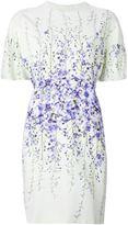 Giambattista Valli wisteria print dress