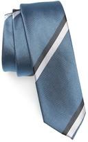 The Tie Bar Men's Ad Stripe Silk Tie