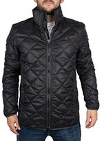 G Star Men's Edla Quilted Nylon Overshirt