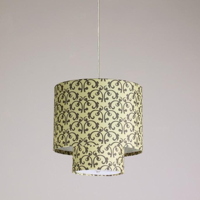 "Hudson 14""x14 Double Pendant Lamp"