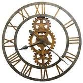 Howard Miller Crosby Wall Clock, Gold/Metallic, 83cm
