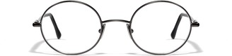 L.G.R Bowles Matte Grey Glasses