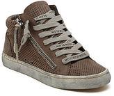 Dolce Vita Zabra Perforated Nubuck Sneakers