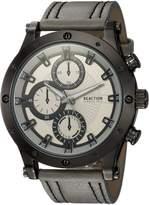Kenneth Cole Reaction Men's Quartz Metal Casual Watch, Color:Beige (Model: RKC0220001)