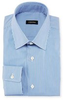 Z Zegna Striped Dress Shirt