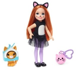 Barbie Club Chelsea Doll and Playset