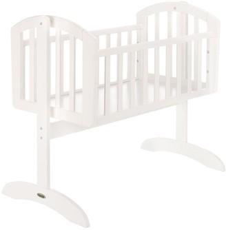 O Baby Sophie Swinging Crib & Mattress