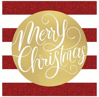 Simson Beyond Blue Charity Christmas Boxed Cards, Kiss Kiss - 10