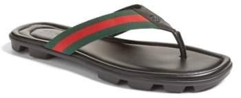 Gucci Titan Flip Flop