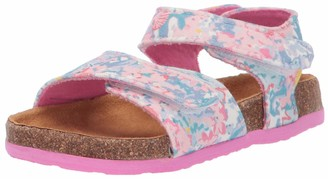 Joules Girls Tippy Toes Ankle Strap Sandals