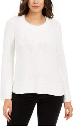 Style&Co. Style & Co Boxy Knit Pullover Sweater