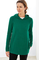 J. Jill Pure Jill Soft-Touch Cotton Hoodie