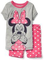 GapKids | Disney Minnie Mouse capri PJ set