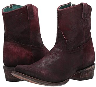 Corral Boots C3416 (Wine) Cowboy Boots