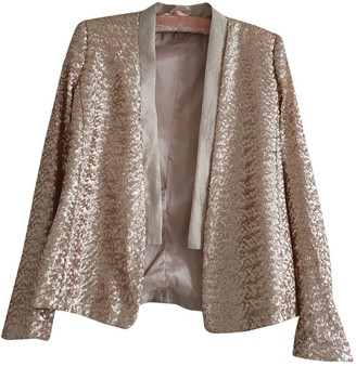 Imperial Star Gold Glitter Jackets