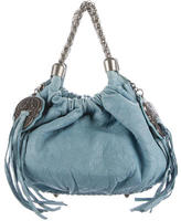 Thomas Wylde Leather Bucket Bag
