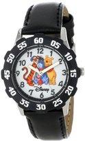 Disney Kids' W000875 Tween Winnie and Friends Stainless Steel Watch