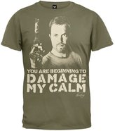 Ripple Junction Joss Whedon's Firefly Jayne You're Beginning to Damage My Calm Men's T-Shirt