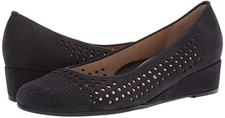 ara Lois (Blue Nubuck) Women's Wedge Shoes