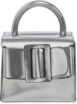 Boyy Lucas Metallic Leather Top Handle Bag