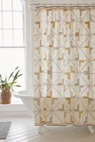Urban Outfitters 4040 Locust Adrian Tile Shower Curtain