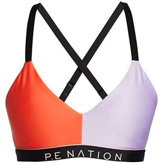 P.E Nation Collision Sports Bra