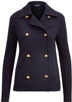 Ralph Lauren Double-Breasted Cotton Jacket