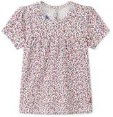 Petit Bateau Baby girls print T-shirt