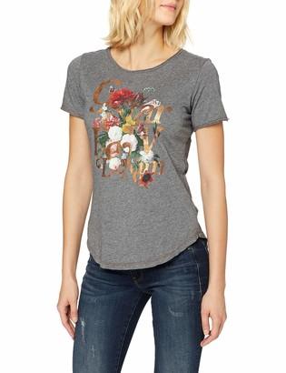 G Star Women's Graphic 4 Optic Slim T-Shirt