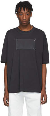 Maison Margiela Black Memory Of Label T-Shirt
