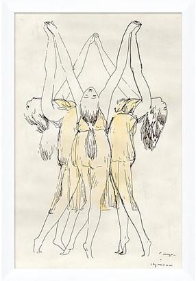 Soicher Marin Ballet Dancers Art