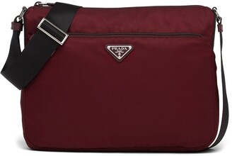 Prada Padded Shoulder Bag