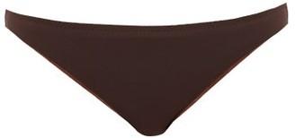 Belize - Vivian Low-rise Bikini Briefs - Brown