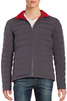 Nautica Reversible Quilted Puffer Jacket
