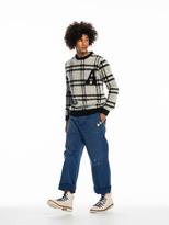 Scotch & Soda Owen - Paint Spotted Worker Pants   Wide Fit