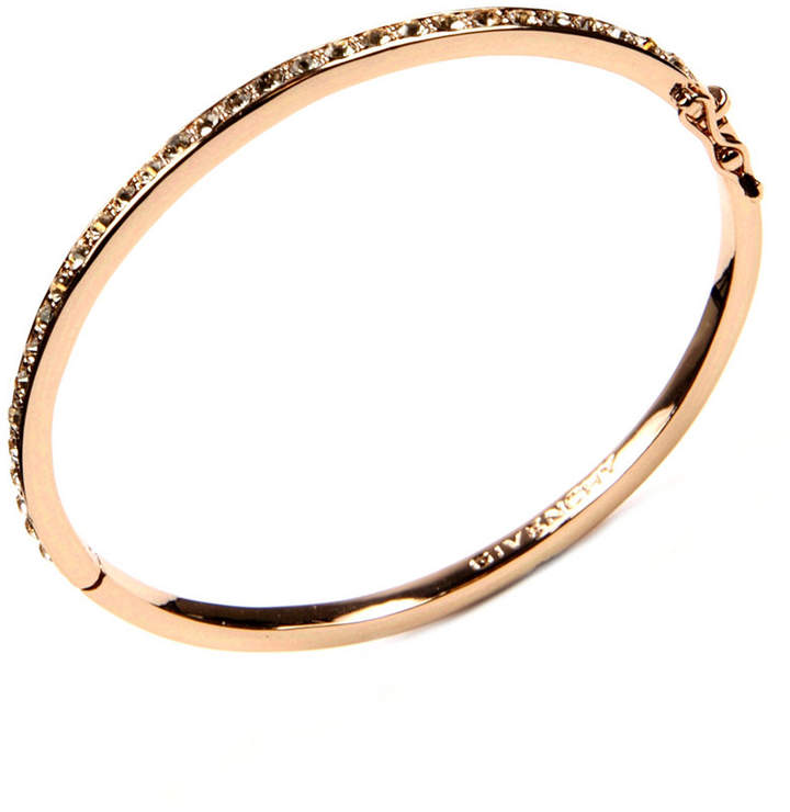 Givenchy Silk Swarovski Element Bangle Bracelet