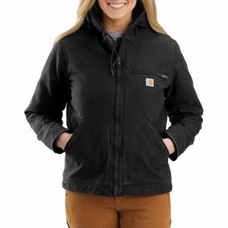 Carhartt Women's Size OJ141 Shrpa Lind HDD Jacket