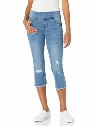 Lola Jeans Women's Erica Capri